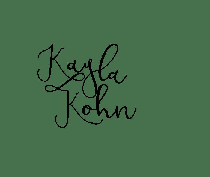 kayla kohn photography